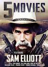 5 Western Movies (DVD, 2016)
