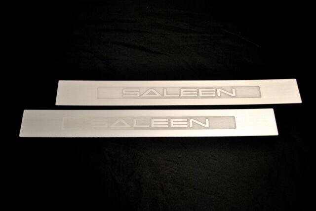 2005-2009  Mustang Door Sill Plates (set of 2)