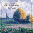 Constantino Gaito: Piano Trio; Piano Quintet (CD, Aug-2012, CPO)
