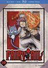 Fairy Tail: Part 16 (Blu-ray/DVD, 2015, 4-Disc Set)