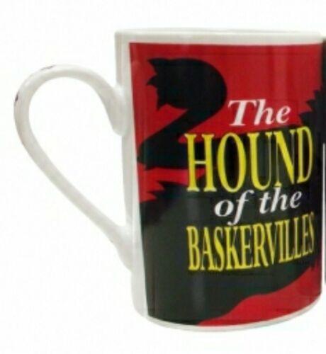 1 of 1 - SHERLOCK HOLMES HOUND OF THE BASKERVILLES MUG