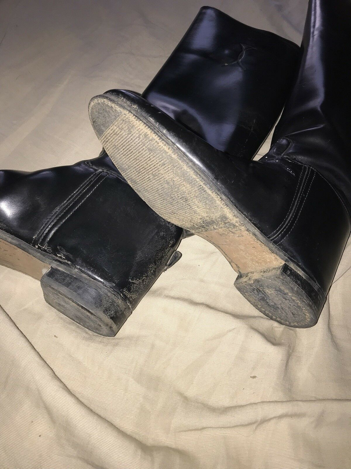 Imperial Leather Riding Riding Riding Boots Size 6 Made in England 5a9d7c