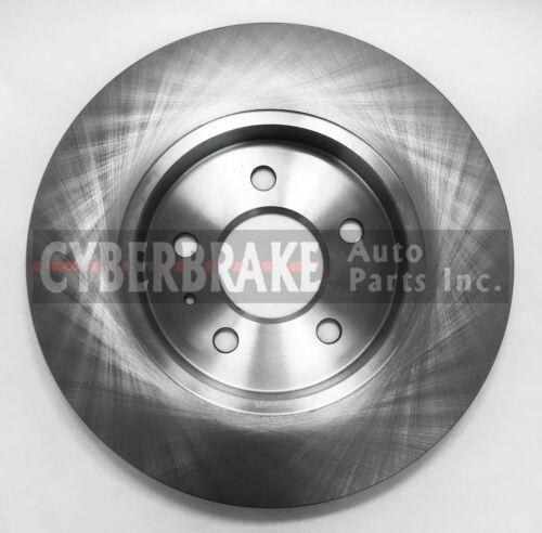 34306 Rear Brake Rotor Pair of 2