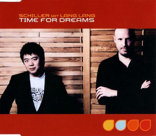 SCHILLER / LANG LANG = Time For Dreams = MCD = AMBIENT TRANCE