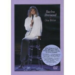 Barbra-Streisand-One-Voice-DVD-POP-NUOVO