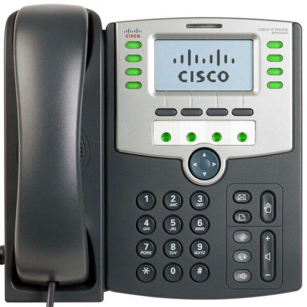 Cisco SPA509G telefono voip ip 12 Lineas 2 Port Switch POE y LCD  UNLOCKED #2