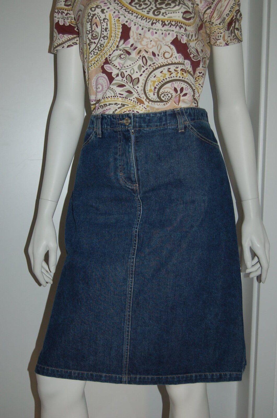 Bogner Jeans - Jeans-Rock - Gr. 38