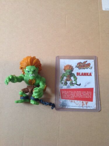 Loyal Subjects Street Fighter 3-Inch Mini-Figure Blanka