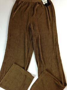 Samantha-O-Slinky-Pants-Womens-XS-M-NEW-24-x-31-Actual-Stretch-USA-Made-Comfy