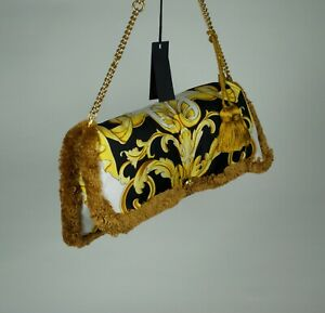 14ec5f3271 Image is loading Versace-Shoulder-Bag-Barocco-Limited-Edition