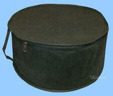 New MENS FUR AVIATOR - TROOPER - TRAPPER -  HAT STORAGE TRAVEL BAG DUST COVER