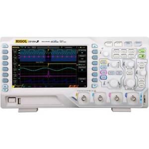 HP Agilent DSO1012A Oscilloscopio digitale 100MHz 2 Ch 2 Probes 100MHz