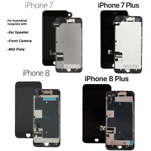 For-iPhone-7-8-Plus-LCD-Display-Touch-Screen-Digitizer-Full-Replacement-Lot