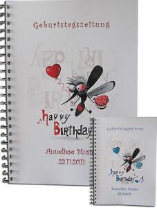 Geburtstag-s-Zeitung-Moskito-Geschenk-Karte-Einladung-27-33-40-45-50-55-60