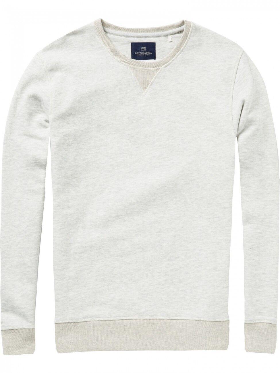 Scotch & Soda Herren Classic Sweater