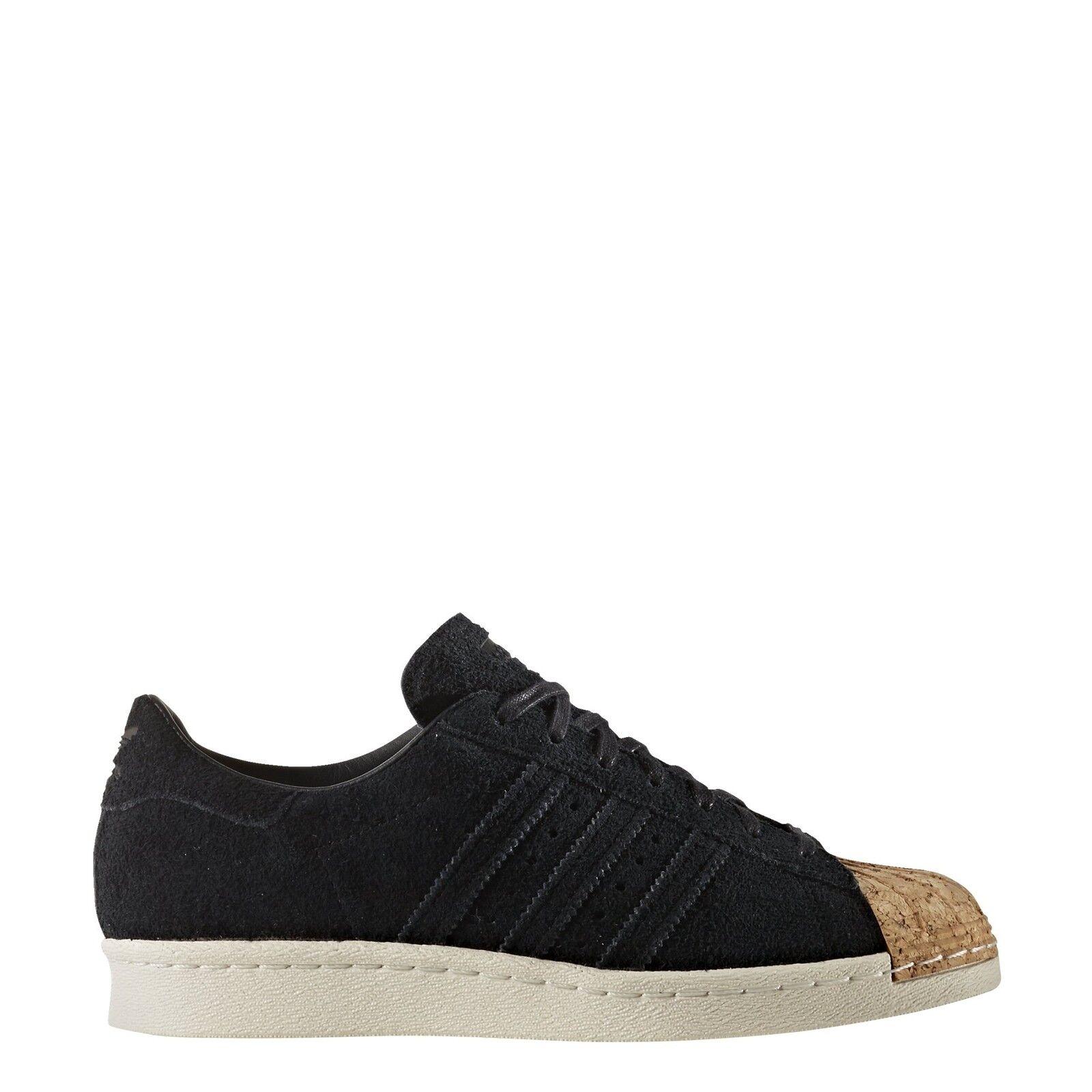 Zapatos promocionales para hombres y mujeres BY2963_Zapatillas adidas – Superstar 80s Cork W negro/negro/blanco_2016_Mujer_An