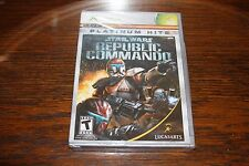 Star Wars: Republic Commando (Microsoft Xbox, 2005) Rare Sealed Game