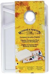 Winsor-amp-Newton-Compact-Acrylics-Palette-Brand-New