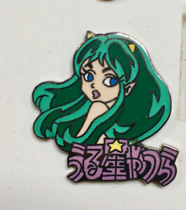 Urusei Yatsura Lum Anime Pin