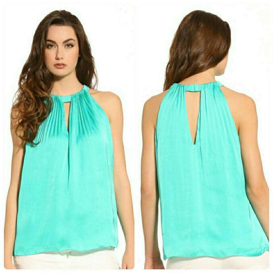 GUESS BY MARCIANO Marciano Plisse' Top