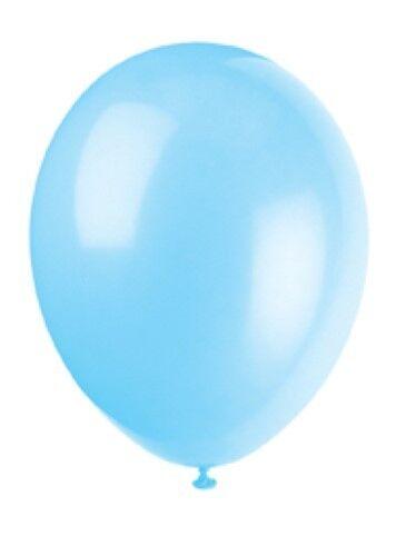 Latex Ballons Partydekorationen Palette von 30 Farben in 4 Größen