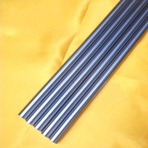 OD 8mm Harden Process CNC Linear Rail Cylinder Shaft Optical Axis Smooth Rod x5