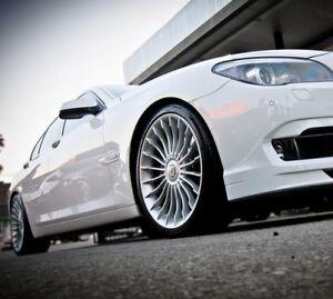 BMW ALPINA B F ALPINA WHEEL SET OEM BMW - 2011 750 bmw