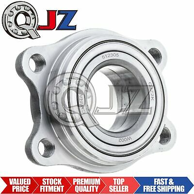 Front Wheel Hub Only For Audi A4 A4-QUATTRO A6 A6 QUATTRO RS4 S4 Each