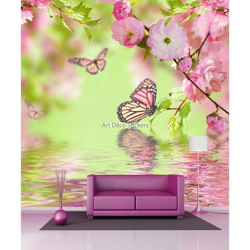 Papier peint peint peint géant Papillons et fleurs 11066 11066 | Supérieure  73e19c