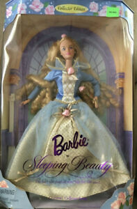 barbie sleeping beauty princess 1997 childrens collector