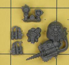 Warhammer 40K SM Dark Angels Deathwing Command Terminator Apothecary Parts