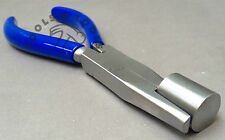 JEWELRY WRAP & TAP PLIERS RING FORMING BAIL MAKING WIRE LOOPING- WOMEN RING SIZE
