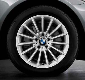 4-Orig-BMW-Sommerraeder-Styling-237-245-45-R18-100Y-5er-F10-6er-69dB-Neu-BMW-160