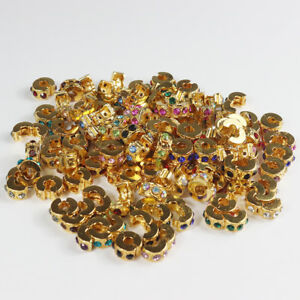 5pcs-Czech-Crystal-Gold-Charm-Beads-Clips-Locks-Stoppers-for-European-Bracelet
