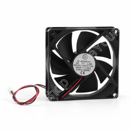DC Brushless Cooling Fan 12V 0.2A 9025S 90x90x25mm 2 Pin CPU Computer Fan BS3