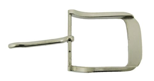 """Manufacturer Silver Metal Horseshoes Rodeo Prong Pin Belt Buckle 1 1//2/"""" 40 mm"""