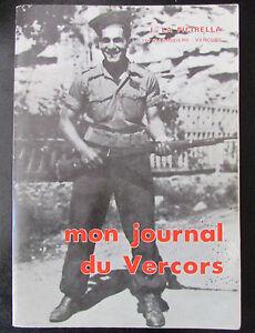 Mon-Journal-the-Vercors-by-J-Picirella-11e-Cuirassiers-Guerre-WW2-Resistance