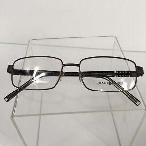 e98ae0b6803a Jhane Barnes Formula Gunmetal 55-17-148 Glasses Frames 715317701969 ...