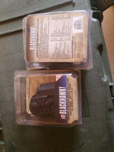 Matte Finish SIG 220//225//226. SERPA CQC Concealment Holster BLACKHAWK
