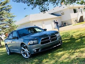 2011 Dodge Charger Rally