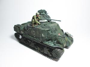 M3 Medium Tank  LEE  Built and Painted 1 35 Model Kit American WW2 Vehicle