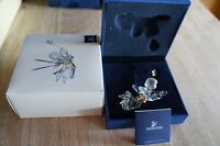 SWAROVSKI ANGEL ORNAMENT 2004 ANNUAL ED. MIB #665054