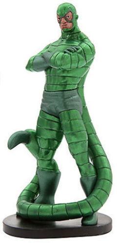 SCORPIONE SCORPION figure statuina con basetta PVC MARVEL DISNEY SPIDER MAN