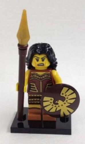 4 Warrior Woman Genuine Lego 71001 Series 10 Minifigure no