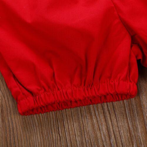 2PCS Kids Baby Boy Toddler Romper T-shirt+Bib Pants Overalls Clothes Outfits Set