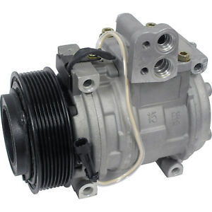 Details about John Deere Tractor AC A/C Compressor With Clutch  Replaces:Denso 10PA15C Type