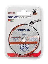 Dremel Cutting Wheel/Disc/Blade for DSM20 Saw-Max Tool 2615S520JA