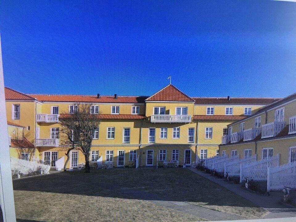 Jeckels Hotel, Gl. Skagen, uge Uge 17