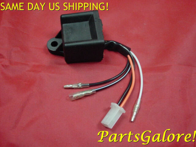 NEW CDI MODULE FITS KYMCO SCOOTER SUPER 8 50 2T 2009-2013 AGILITY 30410-LHB3-E10