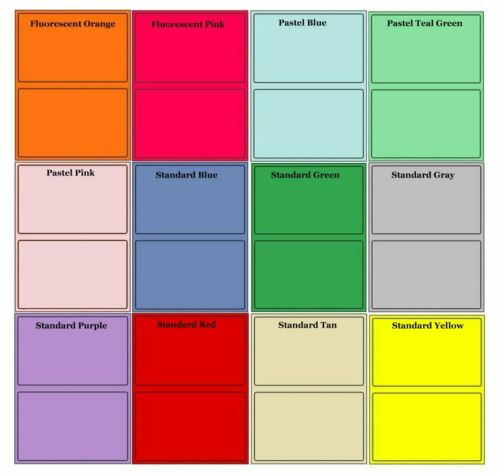 Color Self Adhesive Shipping Labels 6x9 Loving Elephant Designer Poly Mailers